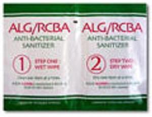 ALG/RCBA antibacterial sanitizer